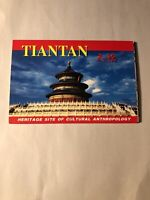 TIANTAN- Heritage Site Of Cultural Anthropology- Souvenir Postcards- (10)