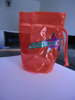 Barbie Ken  Rocker Concert Tour Neon Orange Bag 1986