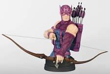 HAWKEYE mini bust/statue by Gentle Giant~Avengers~Marvel Comics~NIB