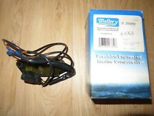 REPLACES OMC 323008 SIERRA 18-3358 NOS MALLORY 9-43504 WATER PUMP CUP