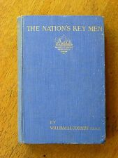 The Nation's Key Men - William H Coombs (Hardback, 1925) SIGNED 1st ed.