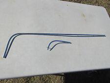 1959 Edsel Dash Trim Thin Stainless Molding 2pc
