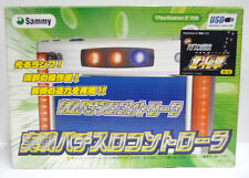 HOKUTO NO KEN PACHISLOT WITH SAMMY JISSEN PACHI SLOT SILVER MODEL NTSC JAPAN PS2