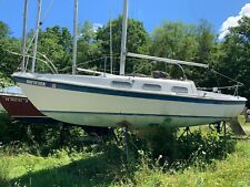 1974 Tanzer 22 Sailboat Sold As Is Where Is