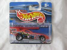 Hot Wheels 2000 Speed Blaster, Firebird Metallic Orange Vari Mint Short Card