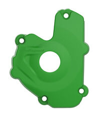 New Left Side Ignition Cover Guard Protector Green Kawasaki KX250F KX 250F
