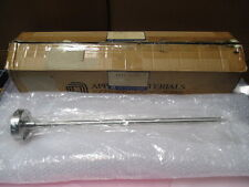 """AMAT 0040-90808 Tube Drive, Adapter, 1.25"""" Pipe to KF40, 395518"""