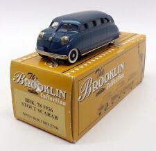 Brookin Models 1/43 Scale BRK78  - 1936 Stout Scarab Metallic Blue