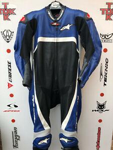 Alpinestars Race rep One Piece Race suit with hump uk 48 euro 58