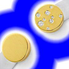 Reinheit IF Echte Diamanten-Armbänder im Armreif-Stil