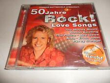 CD  50 Jahre Rock-Lovesongs
