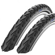 "Schwalbe Land Cruiser 26"" x 2.0 Mountain Bike Tyres (1 Pair)"