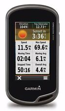 Garmin Oregon 650 Handheld GPS w/ 8mp Camera Dual Battery 010-01066-20 Altimeter