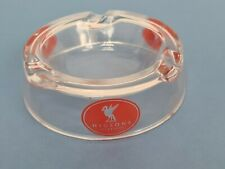 More details for rare vintage higsons brewery liverpool liver bird glass ashtray