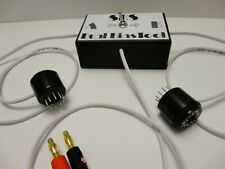 Dual El84 bias probe tool tester for biasing tube amplifiers by Srs- Usa Made