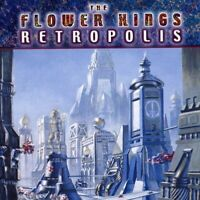 The Flower Kings - Retropolis [CD]