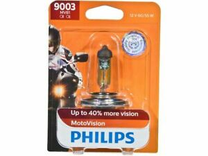 For 2001-2020 Kia Rio Headlight Bulb High Beam and Low Beam Philips 98256DV 2002