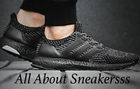 "Adidas Ultra Boost 3.0 ""Black Grey"" BA8923 Very Rare & Deadstock Limited"