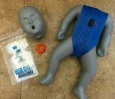 1 Actar 911 Infantinfantry Manikin For Cpr Training W Accessories Eqz