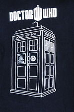 """Tardis – Dr Who"" T-Shirt BBC Doctor Who (M)"