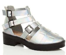 Stivali e stivaletti da donna blocchetti in argento   Regali di