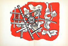 Fernand Leger original lithograph