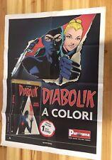 FD008_DIABOLIK A COLORI_PANORAMA_MONDADORI_POSTER_ASTORINA_63 x 86 cm