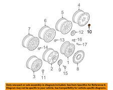 VW VOLKSWAGEN OEM 01-05 Jetta Wheel-Center Cap Hub Cover 6N0601171BXF