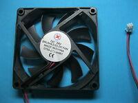1 pcs Brushless DC Cooling Fan 24V 8015S 9 Blades 80x80x15mm 2pin Sleeve-bearing
