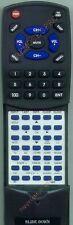 Replacement Remote for VIZIO VW42LHDTV10A, VA19L, VX37LHDTV10A, VA220E