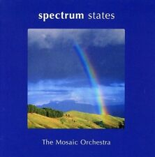 The Mosaic Orchestra - Spectrum States [CD]