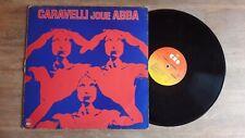 "Très RARE ! Vinyle 33T - CARAVELLI joue ABBA "" VG+/VG - HOLLAND"