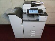 More details for ricoh mp c5503 colour photocopier/copier, fax & staple finisher.