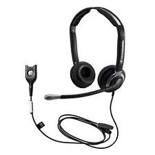 Sennheiser CC 550 Binaural Headset in Black 005361