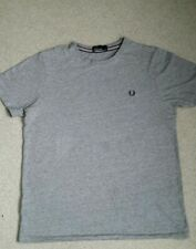 Fred Perry Size M Grey Tshirt