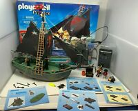 Playmobil 5238 with 5536 rare full set RC Motor new and Pirates Ship used set