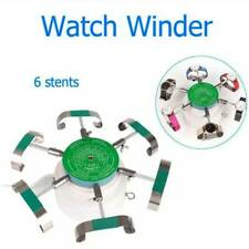 Left Right Rotation Watch Repair Tool 110V 6 Watches Automatic Watch Winder