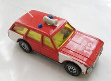 Siku 1028 1322 Ford Granada Feuerwehr Feuer Unfall Notruf 112