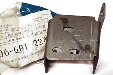 N.O.S. 1970 - 1975 CORVETTE CONVERT LEFT DOOR GUIDE PIN RECEIVER SUPPORT BRACKET