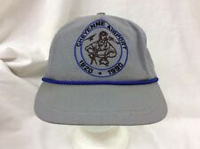 trucker hat baseball cap Cheyenne Airport 1920-1999 retro vintage rare rave cool