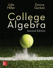 College Algebra (Collegiate Math) by Miller, Julie; Gerken, Donna