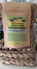 100% Pure Organic Jamaican Cocoa Powder  50g