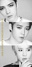 JYJ 2ND ALBUM [ JUST US] POSTER WITH TUBE / POSTER ONLY