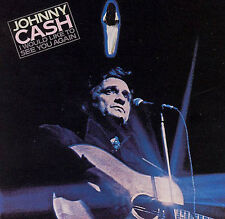 #192 SEALED Audiophile DCC CD JOHNNY CASH - I Would Like to See You Again co