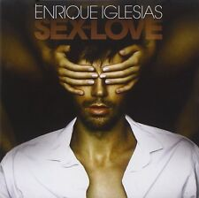 ENRIQUE IGLESIAS - SEX AND LOVE (NEW VERSION)  CD NEW+