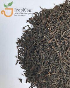 Premium Ceylon OP long leaf loose tea (Orange Pekoe) Buy direct from UK importer