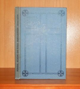1923 Green PERSONAL RELIGION & PUBLIC RIGHTEOUSNESS A Book for Lent