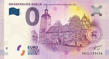 Billet Touristique 0 Euro - Waserburg Egeln - 2018-1