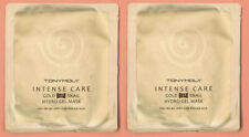2 x TONYMOLY Intense Care Gold 24K Snail Hydro Gel Mask Sheet - 2  Sheet Masks