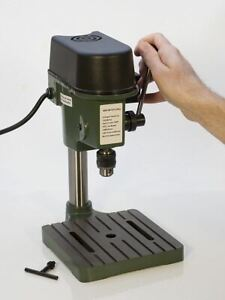 Variable Speed Mini Small Hobby Drill Press Tabletop Table Top